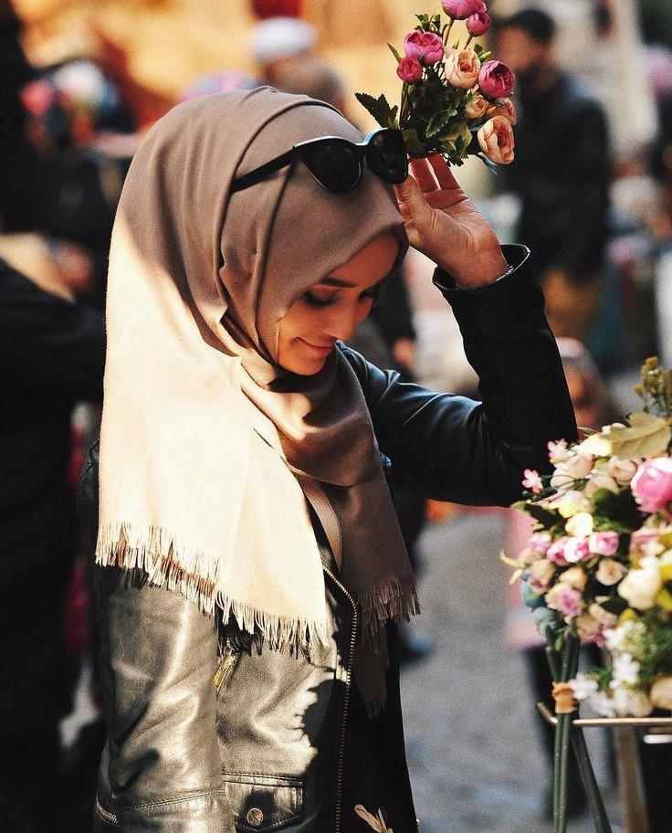 Картинки счастливой мусульманки