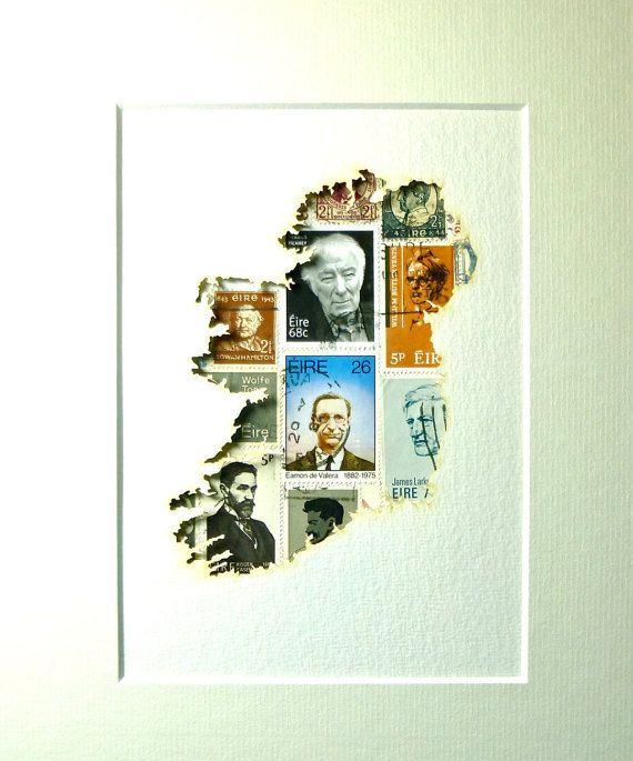 Famous Irish People Ireland Gift