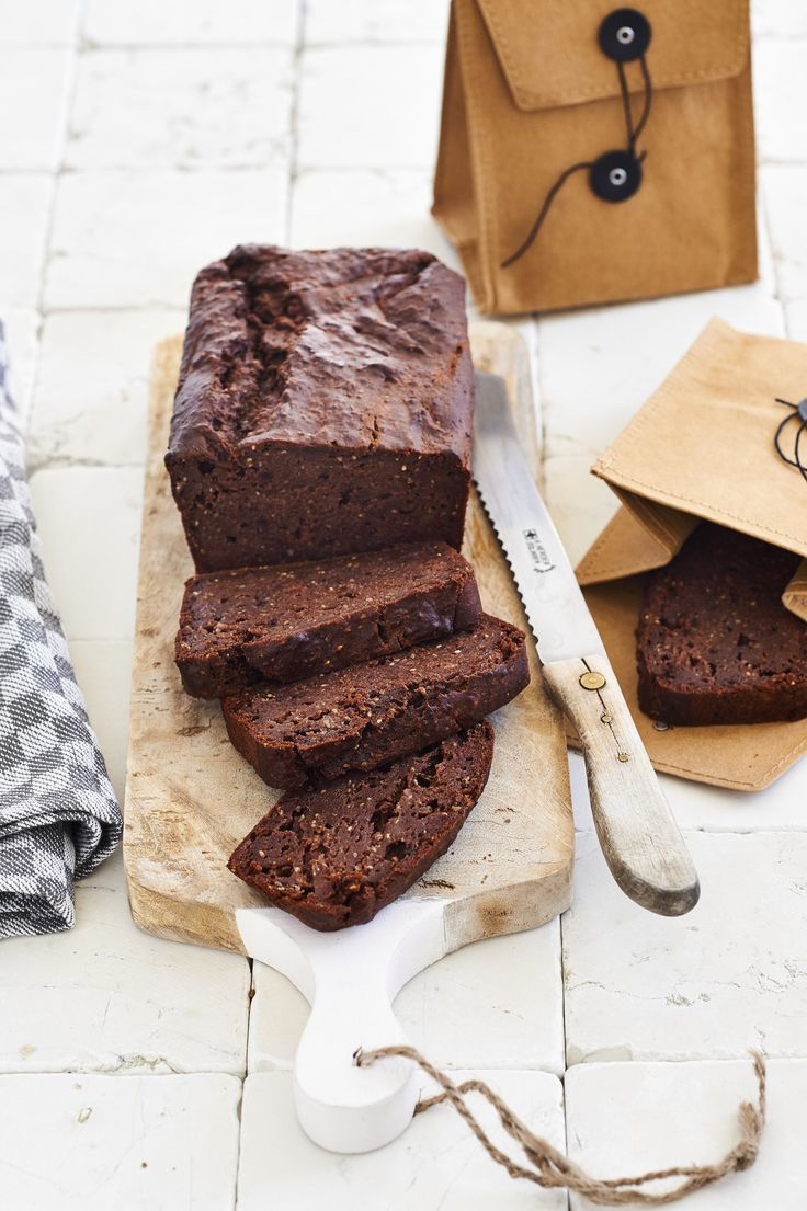 Rens Kroes | Chocolate banana bread
