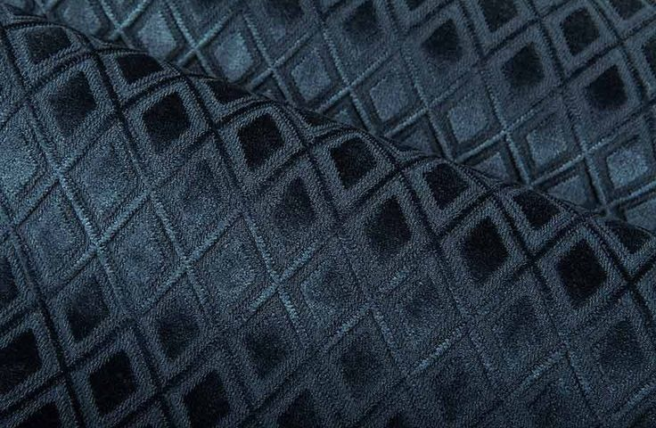 The plush velvet has a soft hand that is welcoming and enticing, yet is ultra durable for high-traffic areas. It is the perfect compliment to the darker velvet fabrics featured in this week's curated fabric collection.