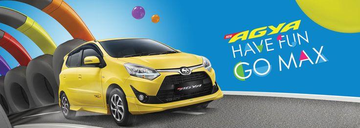 Harga Toyota Agya di Semarang Demak Purwodadi Kendal