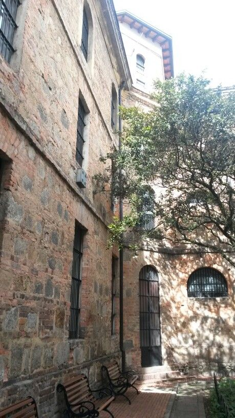 Museo Nacional Bogotá Colombia
