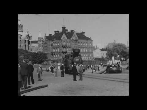 Suomen vanhin värielokuva julkaistiin Youtubessa – lokit kiusasivat Kauppatorin mummoja jo vuonna 1936 - Kulttuuri - Helsingin Sanomat
