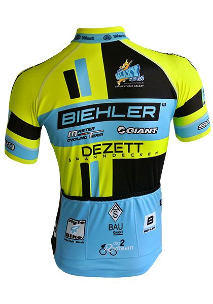 BIEHLER Ultra HEQ Radtrikot rot Made in Germany kaufen | Biehler Sportswear - Made in Germany - Onlineshop
