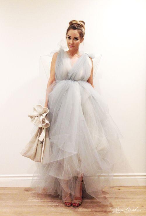 Lauren Conrad's Tooth Fairy Costume