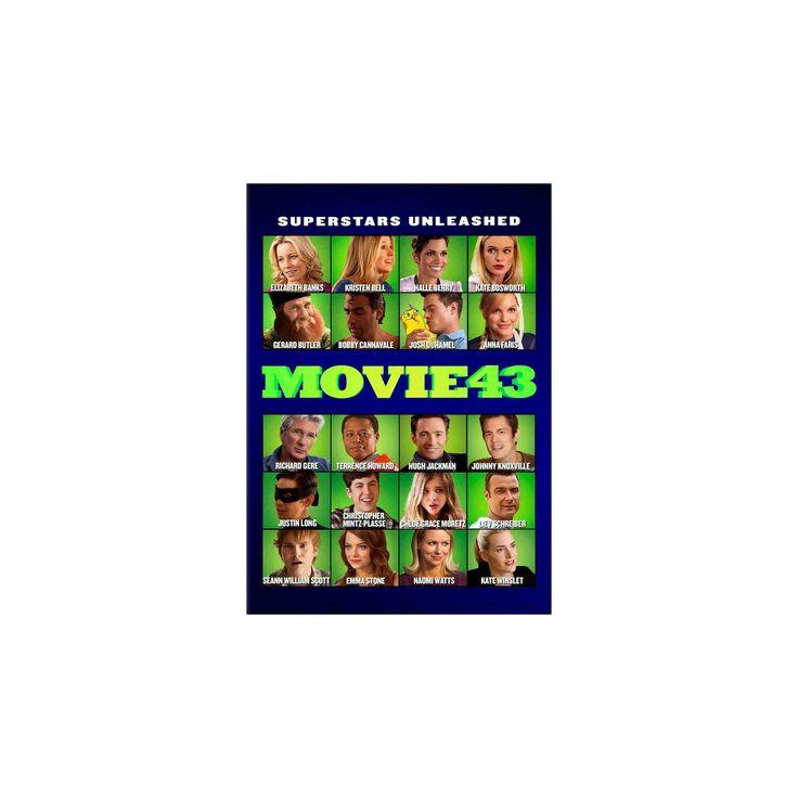 Movie 43 (dvd_video), Movies