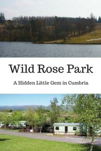 Wild Rose Park a little gem of a caravan park in Cumbria www.minitravellers.co.uk