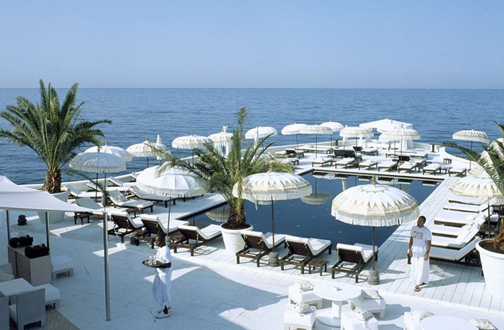 Puro Hotel in Spain. If only I could book a flight with an IOU.