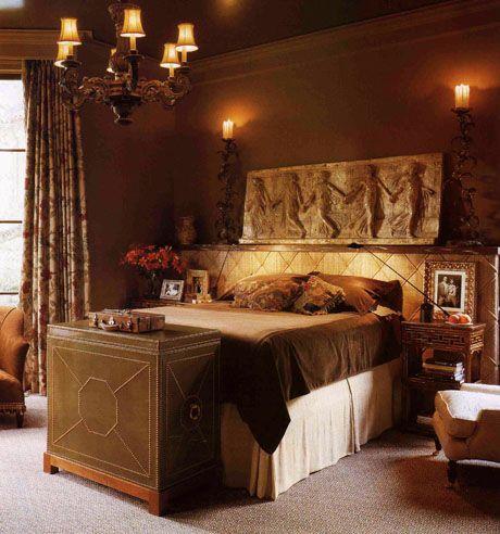 spanish interiors | Interior Design Portfolio of Christopher James  Interiors | Newport ... Old World BedroomSpanish ...