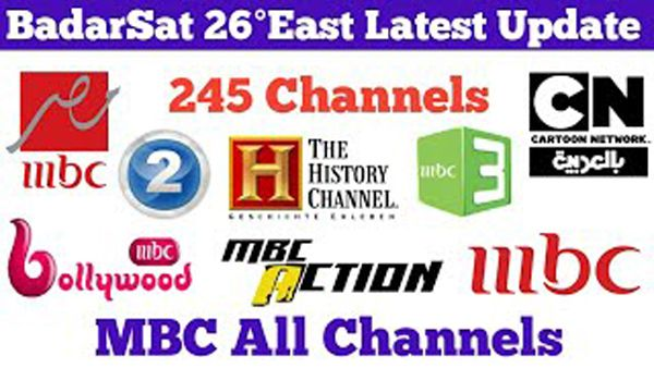 Badrsat 26 East Full Channel Frequency List 2020 Bbc World News Peace Tv Bbc World Service