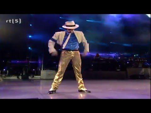 El mejor baile de Michael Jackson LA LEYENDA 720 HD - YouTube