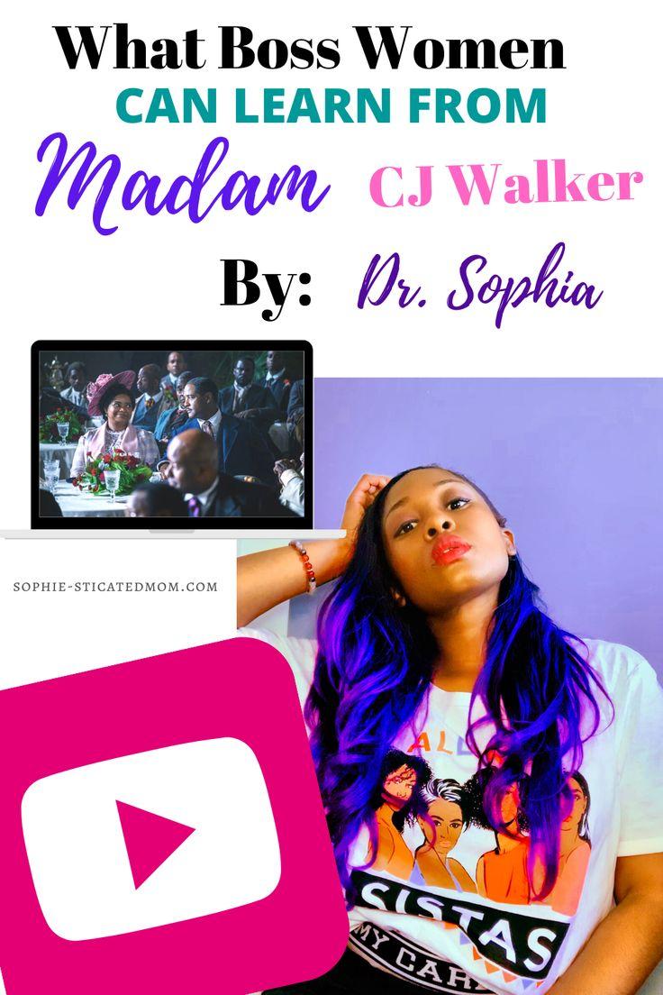 If you watched the Madam CJ Walker Netflix series self