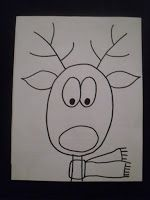 How to draw Reindeer Portraits
