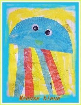 La méduse bleue
