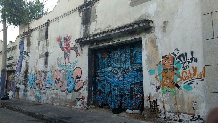 Cartagena, un lugar lleno de colores, personas magicas y muy buenas energias