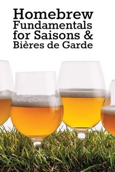 Whether or not you have a farmhouse, you can brew these interesting farmhouse ale styles. https://beerandbrewing.com/VLmWriwAACsA28kL/article/homebrew-fundamentals-for-saisons-and-bieres-de-garde