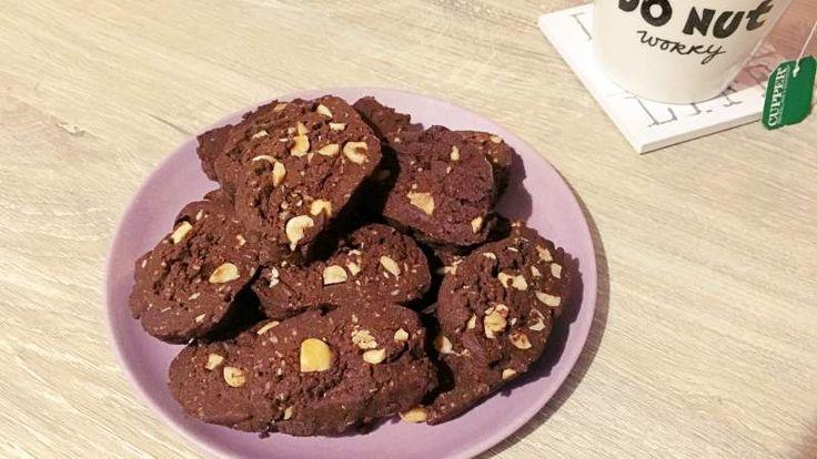 Chocolade kokos koekjes - Betterthanperfect.nl