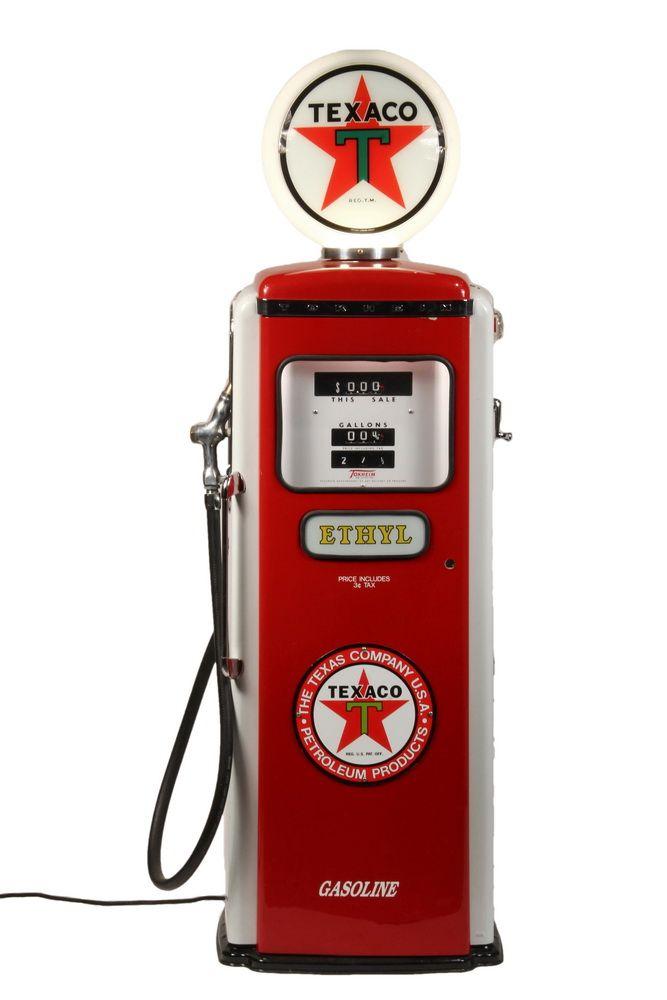 vintage gas pump eBay