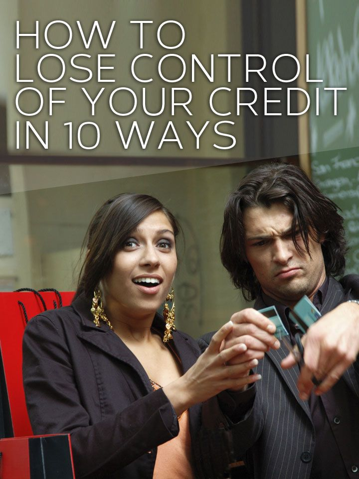 how to get your credit up