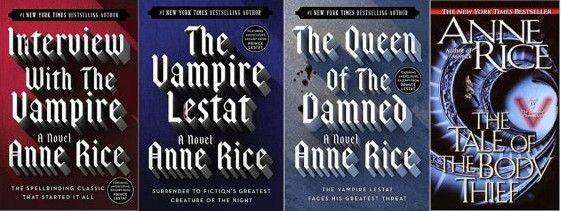 17 of the Best Vampire Books & Series