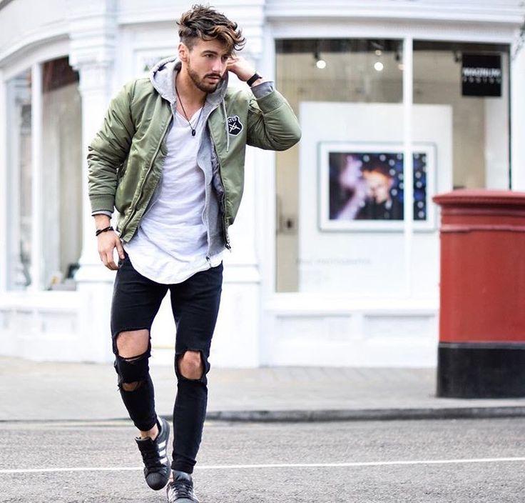 Best 25 Streetwear Men Ideas On Pinterest Man Style