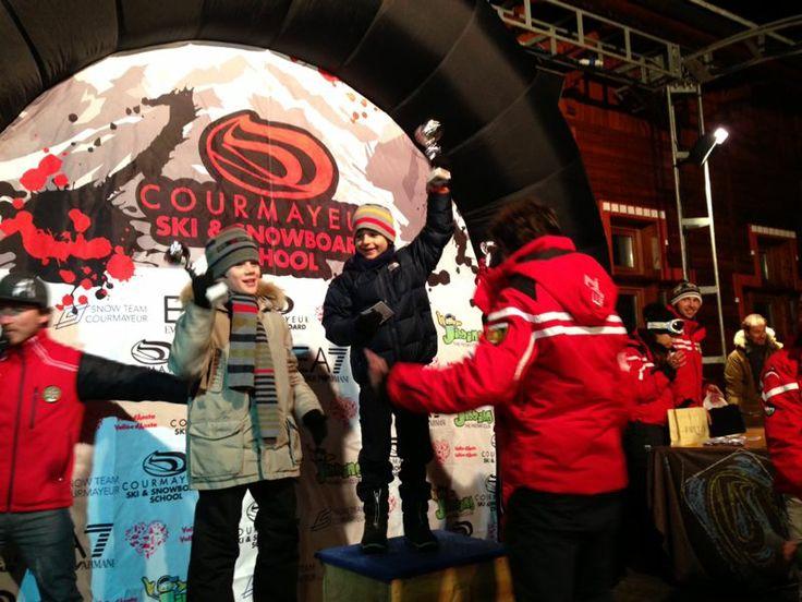 Premiazioni gare inverno 2013/2014!  #SkiCourmayeur #ScuolaSciCourmayeur #ski #snowboard #sci #sciare #sport #freeride #freestyle #skitour #corsisci #corsisnowboard #lezioniprivate #minigruppisci #minigruppisnowboard #collettivesci #collettivesnowboard #skisafari #courmayeur #montblanc #montebianco #alpi #valledaosta #italy #travel