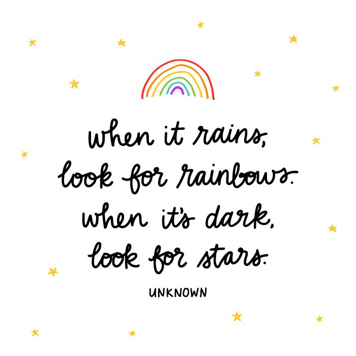 Best 25+ Rainbow Quote Ideas On Pinterest