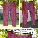 Bottega Veneta Inspired: DIY Tie Dye Pants