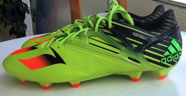 Desvelado el diseño de las botas que estrenará Messi en marzo de 2016