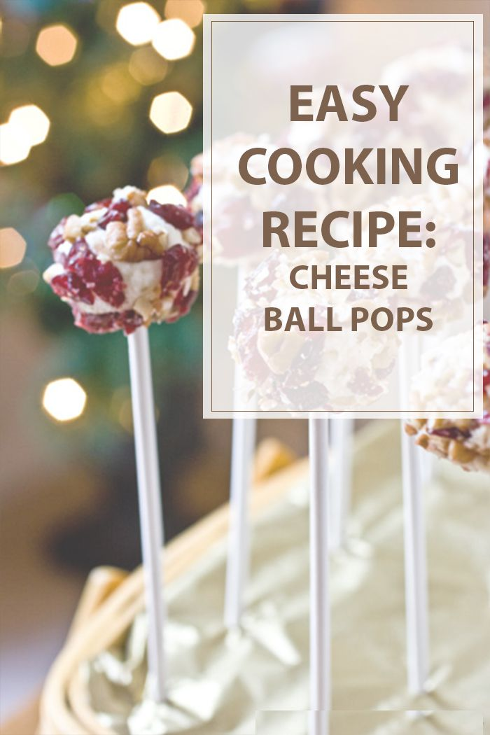 Cheese ball pops cooking recipe is a quick and easy recipe to make.With this recipe you can make 16 pops for the whole familie to taste. Enjoy cooking!! #cooking #foodporn #pops | www.housewiveshobbies.com |