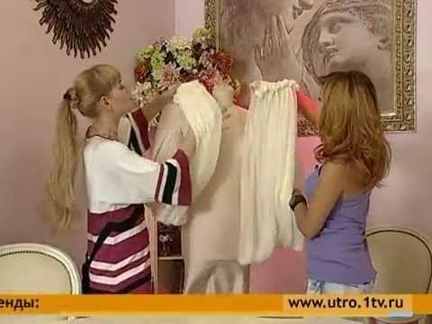 """032 - Ольга Никишичева. Платье """"крем-карамель"""""""