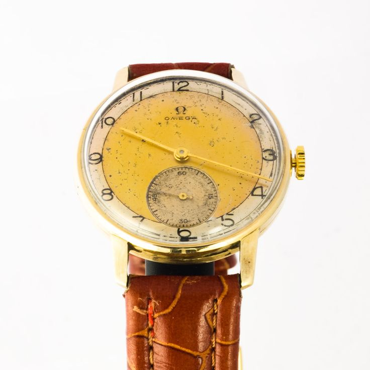 If you like the 30T2 construction, then you gonna love this old Omega watch