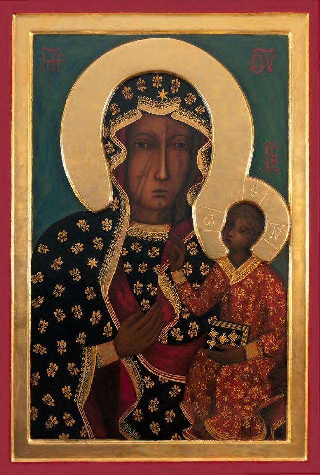 Our Lady of Czestochowa, Patroness for Post-Abortive Healing.
