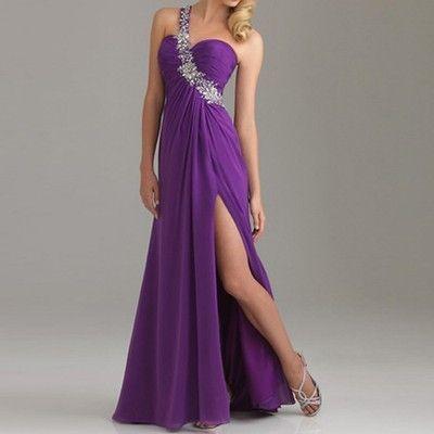 Bridesmaid dress- purple @Megan Ward Ward Maxwell Donohue  my fave