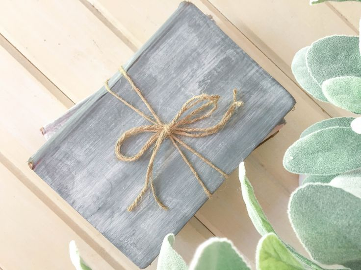 Rustic Decor Farmhouse Books FREE SHIPPING by AllieBCreationsShop on Etsy https://www.etsy.com/listing/535261775/rustic-decor-farmhouse-books-free