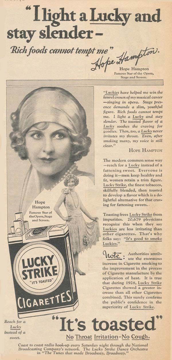 Here Are 18 Beauty Ads From The Past That Would Result In Mass Protests Today. #5 Is Crazy