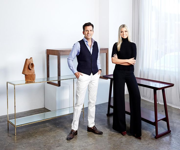 Acclaimed interior designer Thomas Hamel shares his advice on choosing the perfect console table.