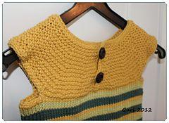 Ravelry: Happy Summer pullover pattern by Guri Østereng Halvorsen