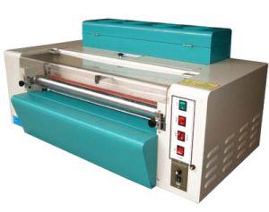 Mesin Laminasi UV tanpa Residu, Cairan Coating Vernish tidak terbuang percuma