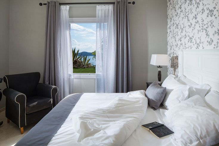 There is always a room with a perfect view at Elounda Gulf VIllas and Suites.