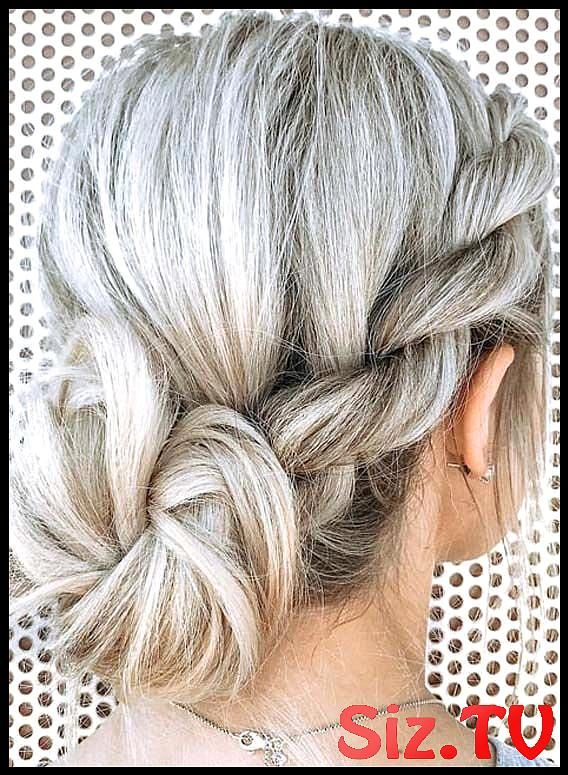 Stylish Rope Braids With Messy Bun Hairstyles In 2018 Stylish Rope Braids With Messy Bun Hairstyles In 2018 See Here Quick And Easy Styles Of Rope Bra...