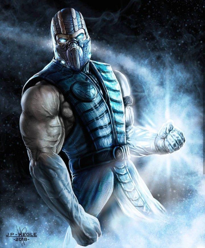 Sub-Zero • Mortal Kombat   Mortal kombat   Mortal kombat art, Mortal