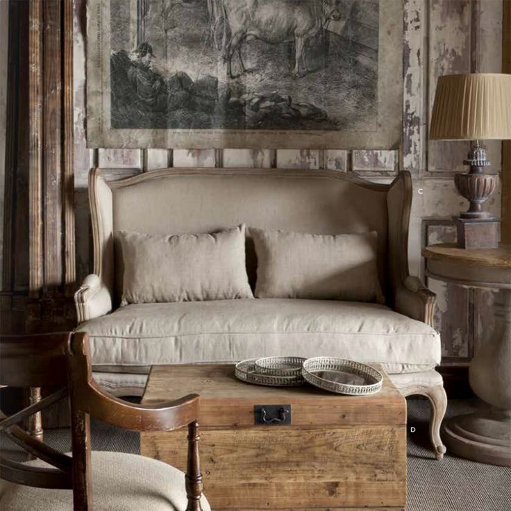 11 best a proper fit images on pinterest - Chic french country inspired home real comfort and elegance ...