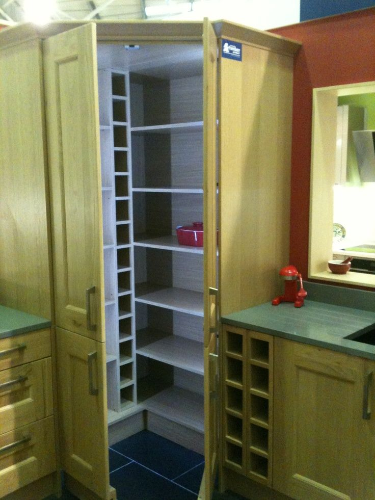wickes kitchens corner larder unit - Google Search