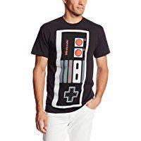 Nintendo Men's Big Controller T-Shirt