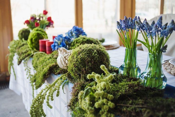 Свадьба в зеленом цвете, фото, оформление жениха и невесты в зеленых тонах | WomanRoutine.ru