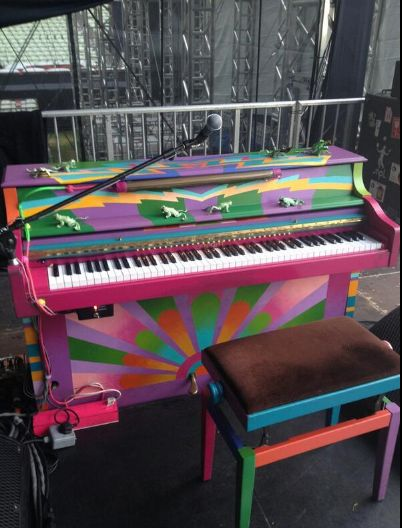 Piano De Paul Mccartney