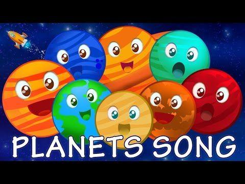 planet song | nursery rhymes for children | kids tv popular kids songs