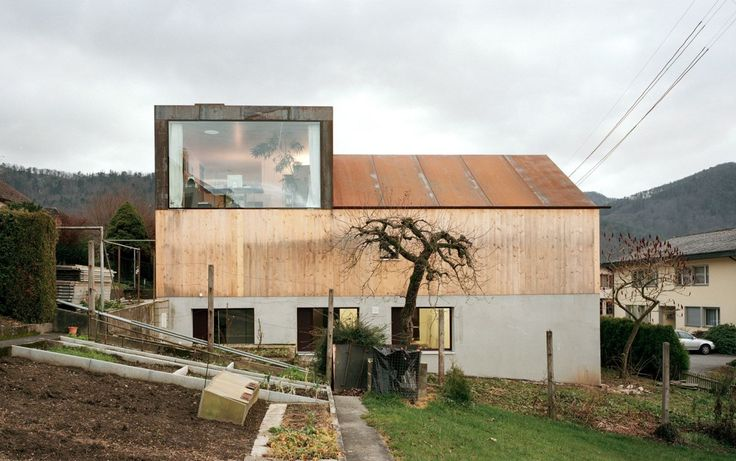 Degelo Architekten . Studio House . Büsserach (2)