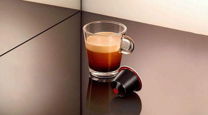 Ristretto Decaffeinato | Cápsulas de Cafè Descafeinado | Nespresso ™